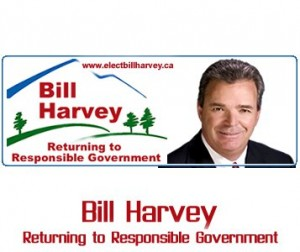 Bill Harvey Liberal candidate leadership calgary
