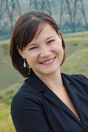 A photo of Shannon Phillips Alberta NDP Candidate in Lethbridge-East.