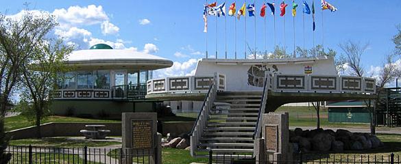 "St. Paul, Alberta: home of UFO landing pads and ""pork-barrel politics"""
