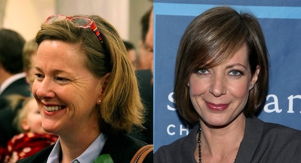 Allison Janney as Alison Redford