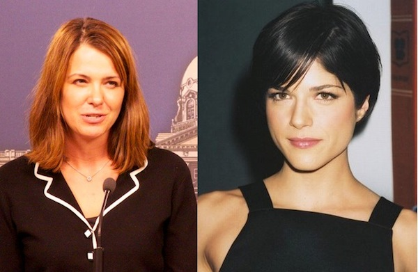 Selma Blair as Danielle Smith