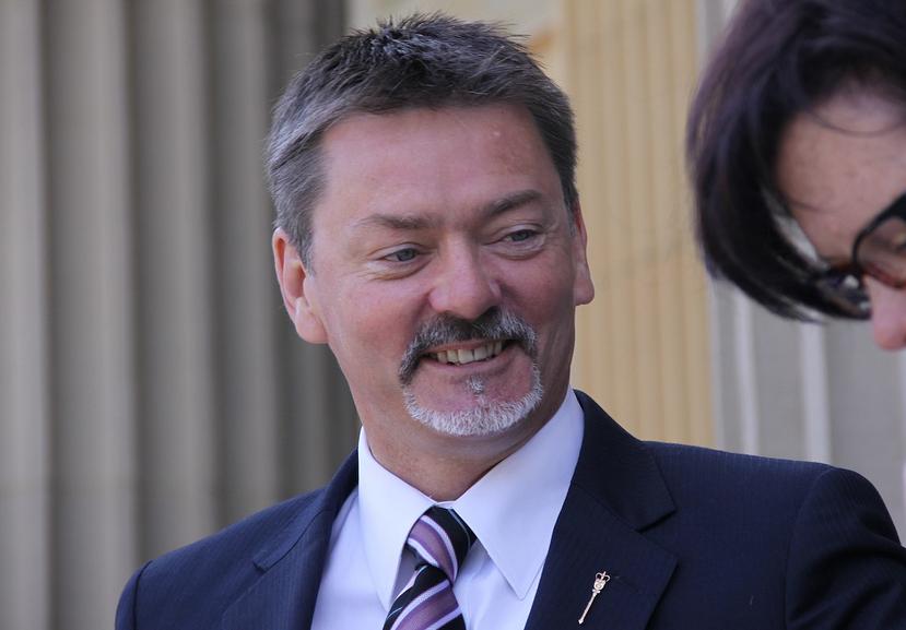 Alberta Deputy Premier Doug Horner