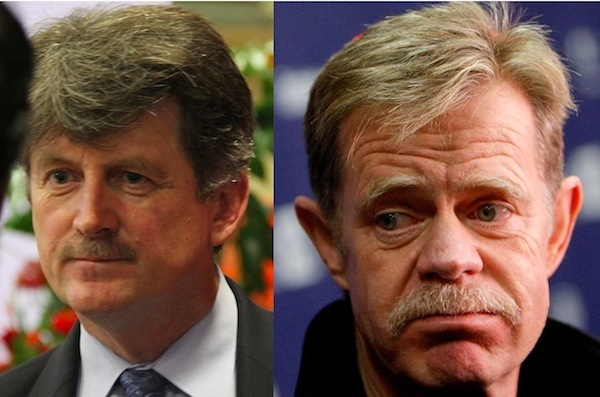 William H. Macy as Hugh MacDonald