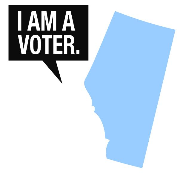 Student Vote - I am a Voter