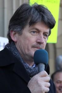 Hugh MacDonald MLA