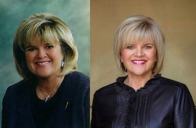 Iris Evans 1997 and 2012