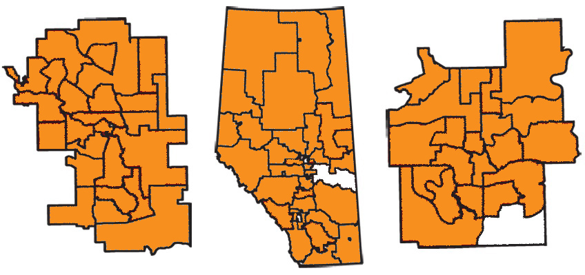 Alberta NDP Nominated Election Candidates (February, 20 2012)