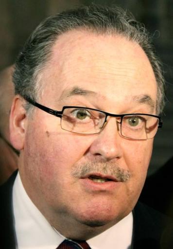 Brian Mason Alberta NDP leader Election 2012