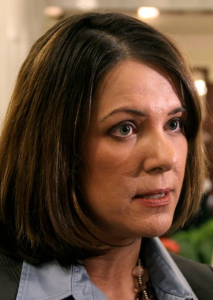 Danielle Smith Alberta Wildrose Party leader Election 2012
