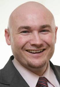 Jonathan Huckabay Liberal candidate Edmonton-Manning