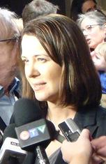 Danielle Smith Highwood