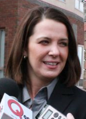 Danielle Smith Wildrose Alberta