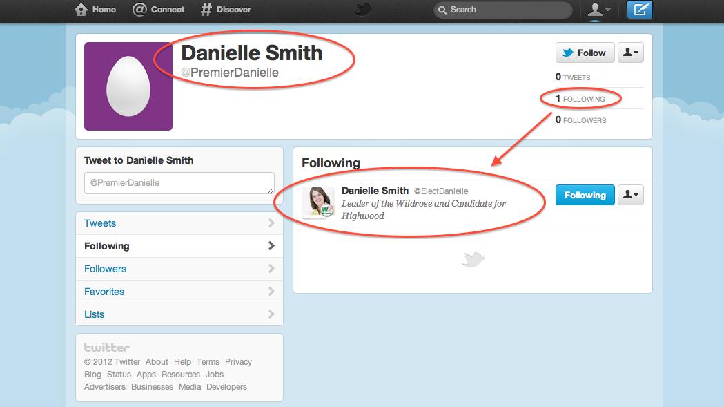 Premier Danielle Smith Twitter @PremierDanielle