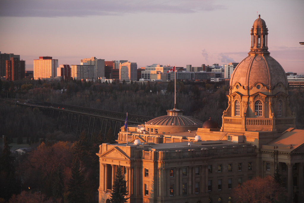 Alberta Legislative Assembly Building