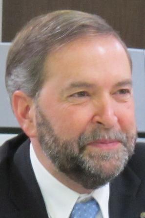 Thomas Mulcair NDP Leader