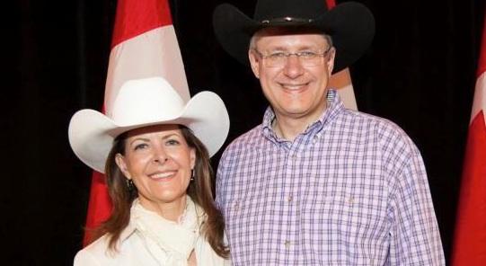 Joan Crockatt Stephen Harper Calgary Centre