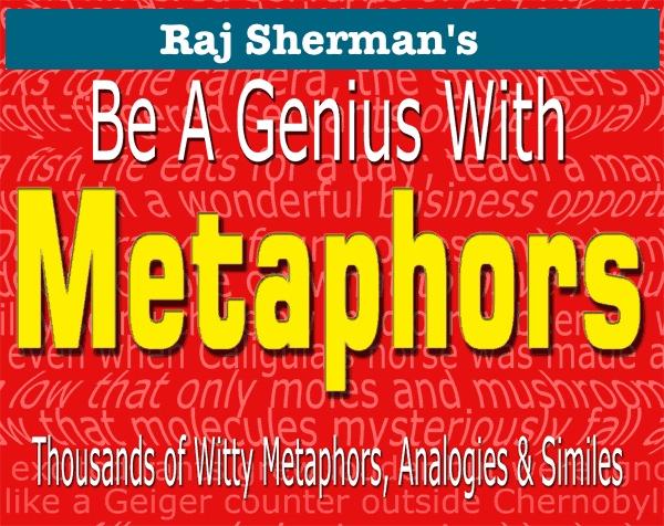 Raj Sherman Metaphors