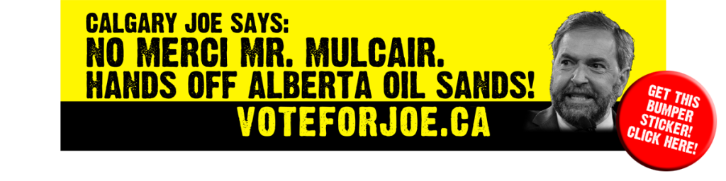 Joe Soares Thomas Mulcair