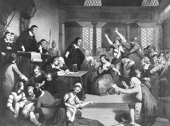 Witch Trial Alberta Health Services