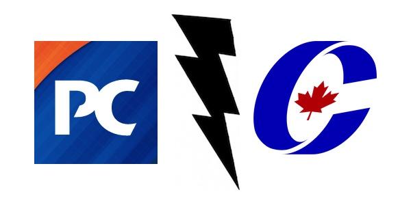 A Conservative Split in Alberta
