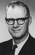 Harry Strom Alberta Premier