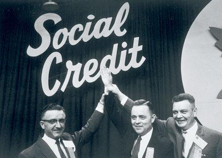 Social Credit Party Alberta
