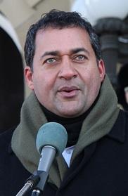 Raj Sherman Alberta Liberal MLA Leader