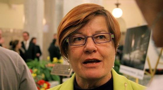 Laurie Blakeman MLA Edmonton-Centre