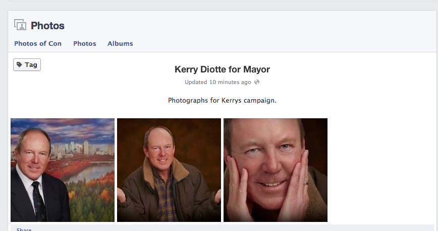 Kerry Diotte Edmonton Mayor