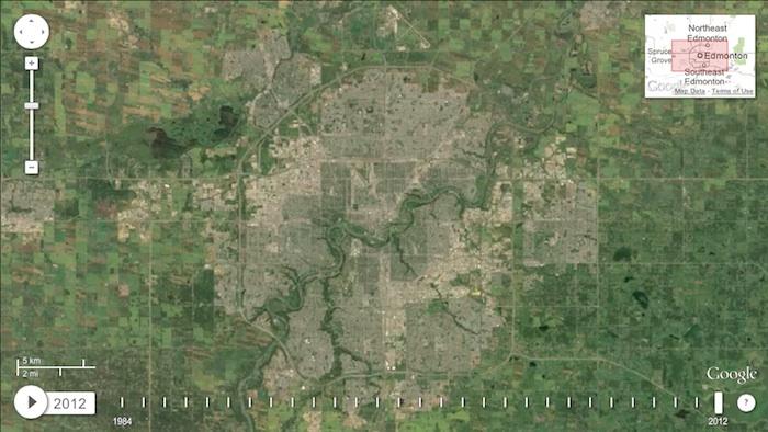 Edmonton Alberta 2012