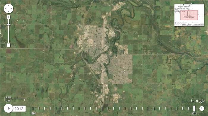 Red Deer Alberta 2012