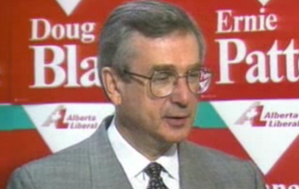 Laurence Decore (screenshot from CBC news archive)