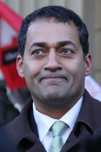 Raj Sherman MLA