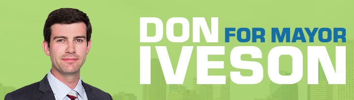Don Iveson For Mayor Edmonton 2013