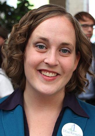 Heather Mackenzie Edmonton Ward 6