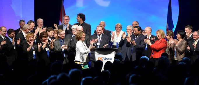 Alberta Redford Cabinet Shuffle