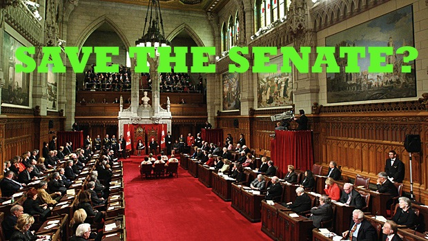 Save the Canadian Senate