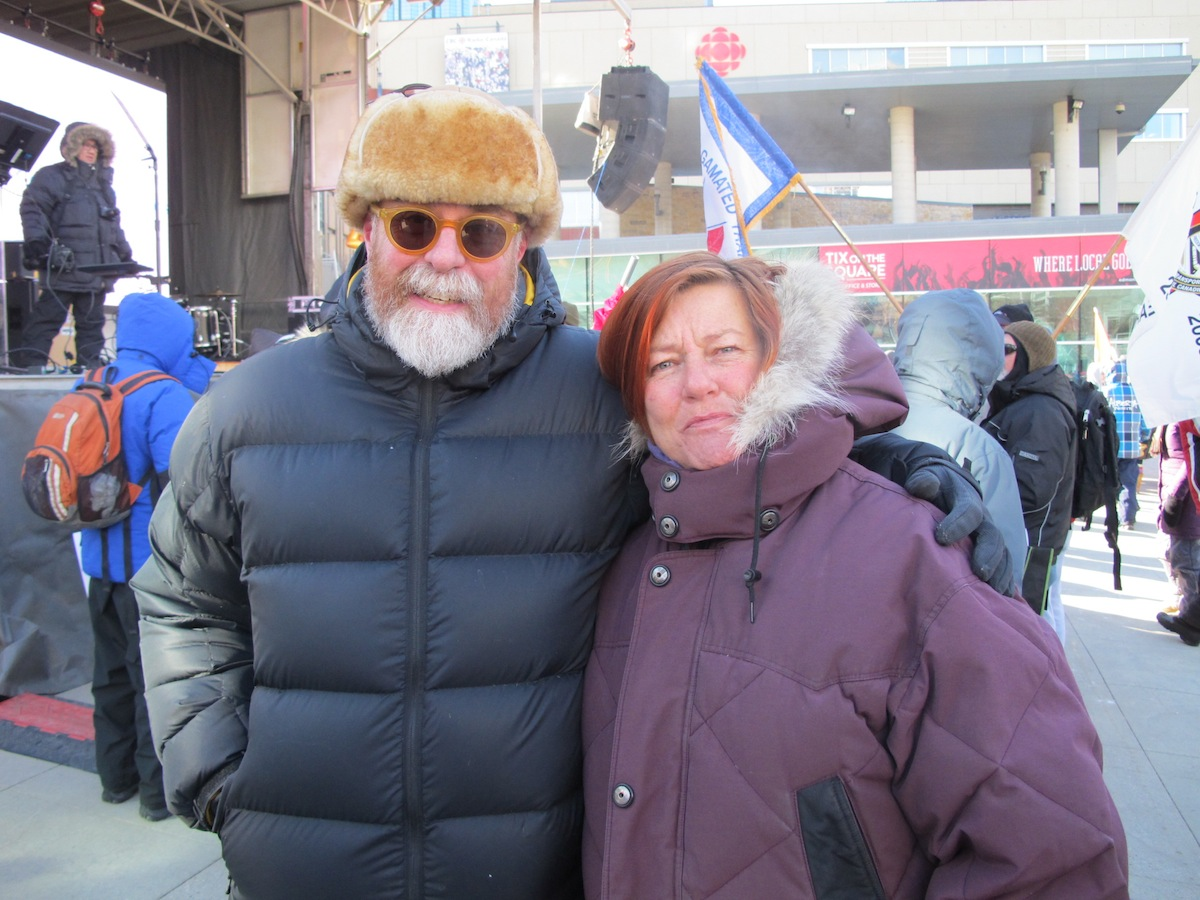 David Climenhaga Laurie Blakeman Liberal Alberta MLA