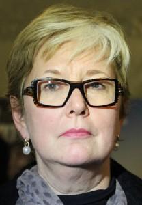 Donna Kennedy Glans MLA Calgary Varsity