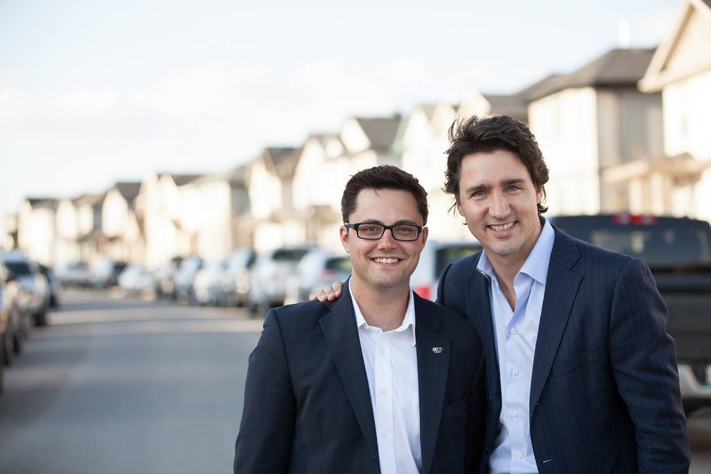 Dustin Fuller Liberal by-election macleod Justin Trudeau 2014