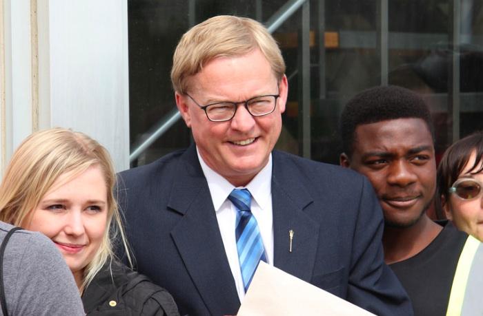 David Eggen NDP MLA Leadership Candidate Alberta