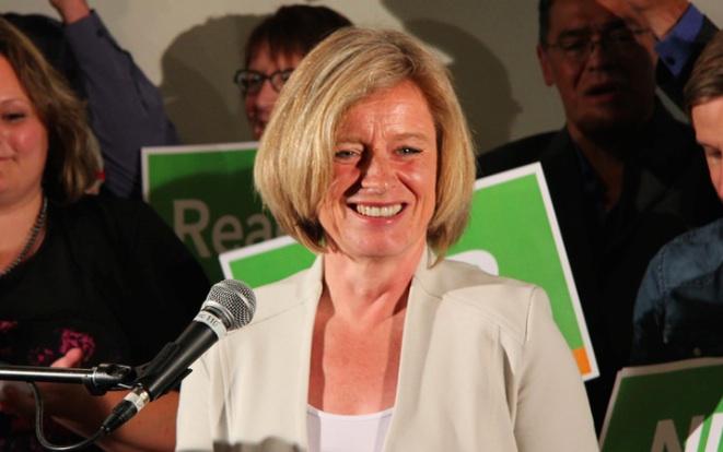 Rachel Notley NDP MLA Leadership Candidate Alberta