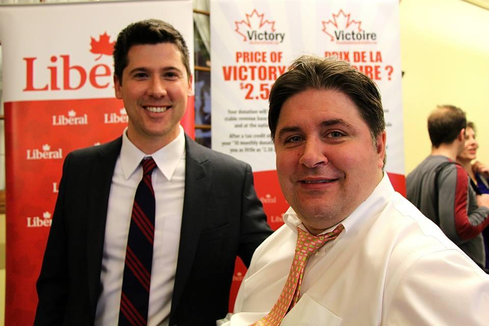 Kent Hehr Matt Grant Calgary Liberal