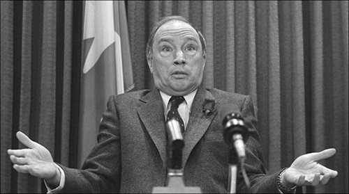 Former Prime Minister Pierre Trudeau was once despised in Alberta. This doesn't appear to be the case for this son, Justin.