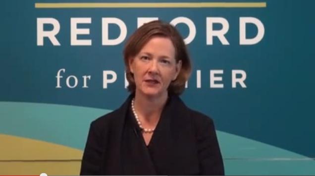 Alison Redford Alberta POlitics