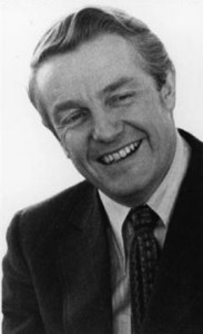 Alberta Premier Peter Lougheed