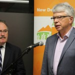 Dr. Bob Turner Edmonton-Whitemud NDP by-election 2014 1