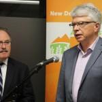 Dr. Bob Turner Edmonton-Whitemud NDP by-election 2014 1