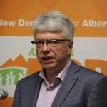 Dr. Bob Turner Edmonton-Whitemud NDP by-election 2014 2