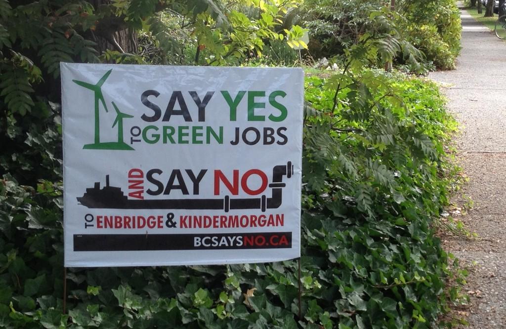 Stop the Pipelines Alberta Oilsands